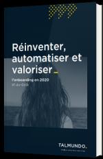 Réinventer, automatiser et valoriser