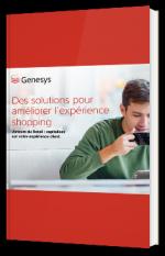 Des solutions pour améliorer l'expérience shopping
