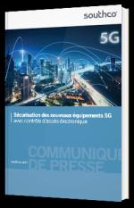 Sécurisation des nouveaux équipements 5G avec contrôle d'accès électronique