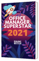Office Manager Superstar 2021, le rapport le plus complet sur l'Office Management !