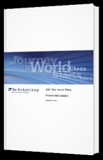 Les priorités Achats en 2021 : Résultats de l'étude annuelle de The Hackett Group