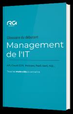 Management de l'IT : glossaire du débutant