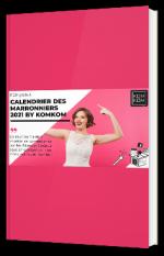 Calendrier des marronniers 2021 by Komkom