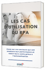 Les cas d'utilisation du RPA