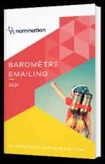 Baromètre e-mailing 2021