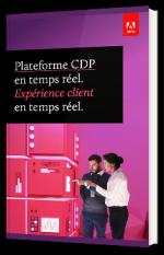Plateforme CDP en temps réel. Expérience client en temps réel.