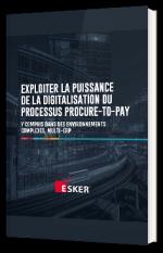 Exploiter la puissance de la digitalisation du processus Procure-to-Pay