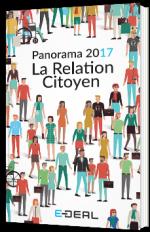 Panorama 2017 - La relation citoyen