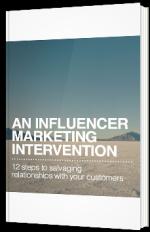 An influencer marketing intervention