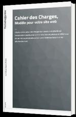 Cahier des charges, modèle pour votre site web