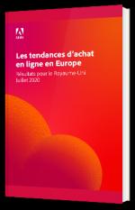 Les tendances d'achat en ligne en Europe : Résultats pour le Royaume-Uni