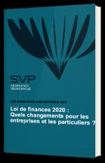 Loi de finances 2020 : Quels changements pour les entreprises ?