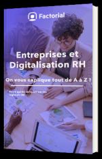 Entreprise et digitalisation RH