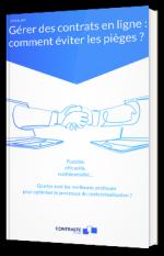 Gérer des contrats en ligne : comment éviter les pièges ?