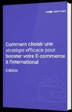 Comment choisir une stratégie efficace pour booster votre E-commerce à l'international