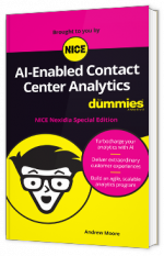 AI-Enabled Contact Center Analytics for Dummies
