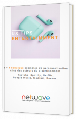 UX TIPS Entertainment