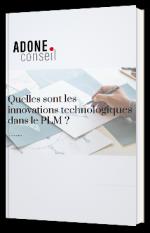 Quelles sont les innovations technologiques dans le PLM ?