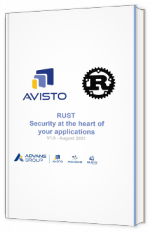 RUST Security at the heart of your applications