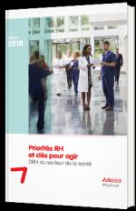 Priorités RH et clés pour agir - DRH du secteur de la santé