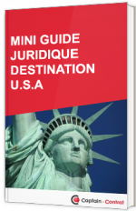 Mini guide juridique destination U.S.A