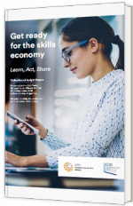 Get ready for the skills economy