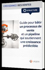 Guide pour bâtir un processus de vente et un pipeline qui soutiennent une croissance prédictible