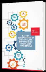 Base de connaissance et communautés : deux faces du knowledge management