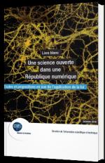 Une Science ouverte dans une République numérique