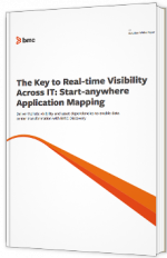 The Key to Real-time Visibility Across IT: Start-anywhere Application Mapping