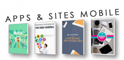 Applications & Sites mobiles