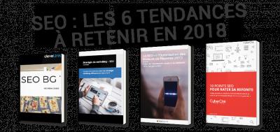 SEO : les 6 tendances à retenir en 2018