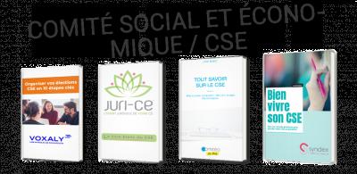 Le comité social et économique (CSE) pour les Nuls